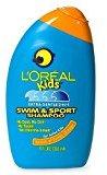L'Oreal Kids 2-in-1 Shampoo, Extra Gentle, Splash of Sunny Orange 9 fl oz (265 ml) Pack of 5