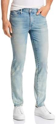Finn S.M.N Studio S.M.N. Studio Tapered Slim Fit Jeans in Brent
