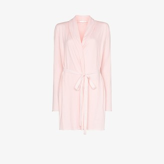 Skin Basic Double Layer Pima Cotton Robe