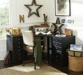 Pottery Barn Printer's Corner Desk Set