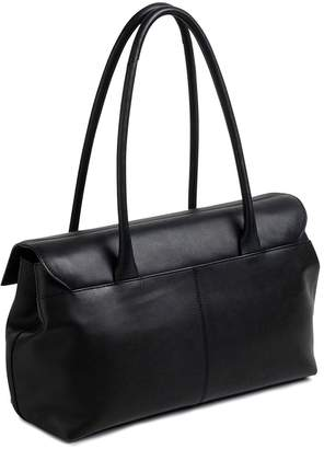 Radley Burnham Beeches Large Flap Over Shoulder Bag - Black