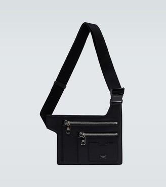 Dolce & Gabbana Grained leather belt bag