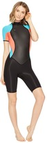 O'Neill Bahia Short Sleeve Spring Women's Wetsuits One Piece