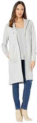 Lysse Cupola Fleece Jacket (Grey Melange) Women's Clothing