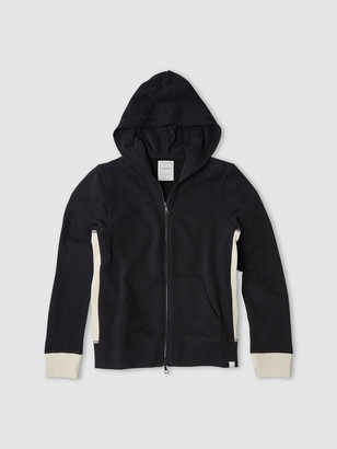 Jason Scott Colorblock Hoodie - Black