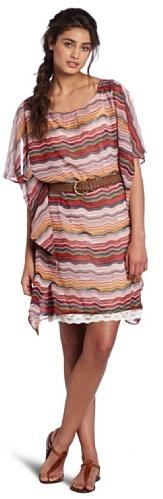 Lucy-Love Lucy Love Juniors Monaco Dress With Slip