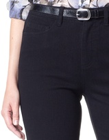 Coldwater Creek Classic straight knit jeans