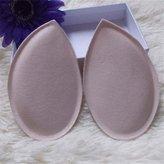Huagyangca 1Pair Bra Insert Top Push Up Pad Enhancer Bikini Underwear Foam Pad
