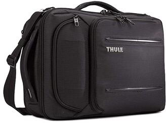 Thule Crossover 2 Convertible Laptop Bag 15.6 (Black) Bags