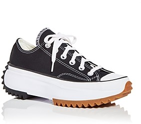 Converse Chuck Taylor Run Star Hike Low Top Platform Sneakers