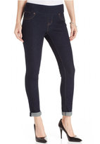 Style&Co. Style & Co. Petite Ankle Skinny Jeggings, Rinse Wash,, Only at Macy's