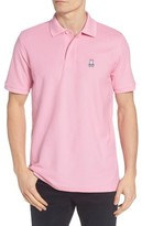 Psycho Bunny Men's The Classic Pique Polo