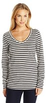 Columbia Women's Everyday Kenzie V Neck Ls