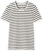 Petit Bateau Mens striped T-shirt