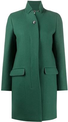 Closed Single-Breasted Coat