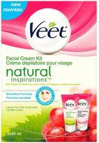 Veet Natural Inspirations Facial Hair Removal Kit 50ml