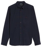 French Connection Men's Corduroy Sport Shirt