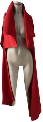 Gianfranco Ferre Red Jacket for Women