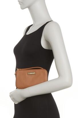 Calvin Klein Zip Top Wristlet