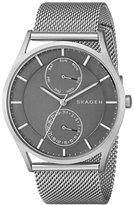 Skagen Men's SKW6172 Holst Stainless Steel Mesh Watch