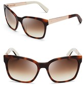 Bobbi Brown Morgan Wayfarer Sunglasses, 55mm