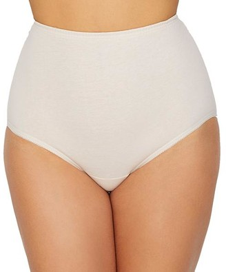 Vanity Fair Perfectly Yours Cotton Brief 3-Pack