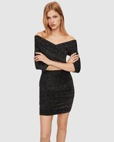 Maje Riola Dress