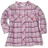 Carhartt Baby-girls Infant Flannel Plaid Top