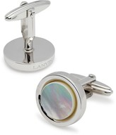 Lanvin Mother-of-Pearl Cufflinks
