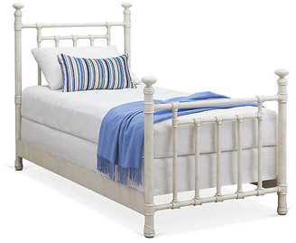 One Kings Lane Bennett Kids' Bed - Rustic Ivory