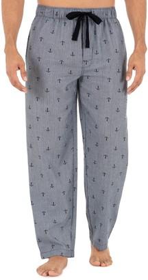 Chaps Men's Twill Woven Pajama Pant