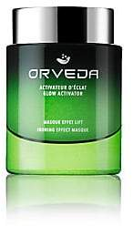 Orveda Women's Ironing Effect Masque