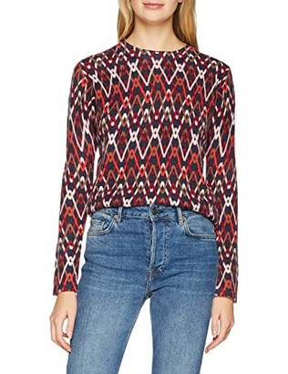 Gerry Weber Casual Women's Pullover Turtle Jumper,(Size: 48)