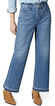 Jag Jeans Sophia High Rise Wide Leg Jeans in Nolita