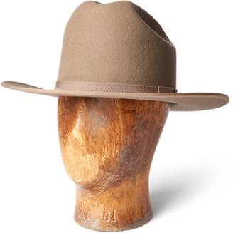 Ralph Lauren Wool Felt Cattleman Hat