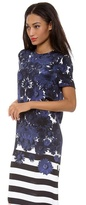 Mother of Pearl Long Shift Dress