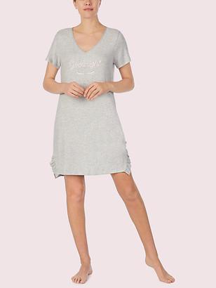 Kate Spade Wink Short Sleeve Sleepshirt