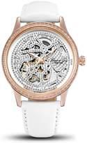 Kenneth Cole New York Women's KC2885 Automatic Analog Display Japanese Quartz White Watch