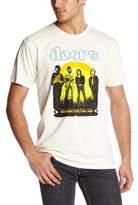 Bravado The Doors - Mens Waiting For The Sun Soft T-Shirt - Off-White