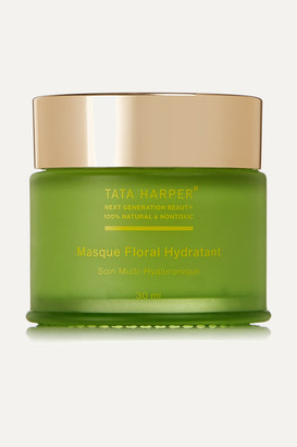 Tata Harper Hydrating Floral Mask, 30ml - Colorless