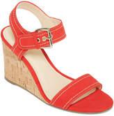 Liz Claiborne Wilma Womens Wedge Sandals
