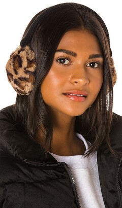 Hat Attack Faux Fur Earmuffs