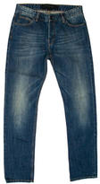Surface to Air Distressed Five-Pocket Jeans w/ Tags