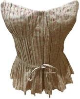 Loewe Pink Cotton Top for Women