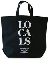 Brika Cotton Canvas Locals Bag