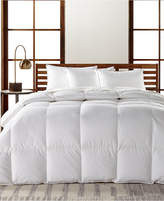 Hotel Collection European White Goose Down Lightweight King Comforter, Hypoallergenic UltraClean Down