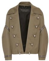 Burberry Embellished jacket