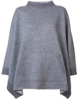 Chloé knitted cape