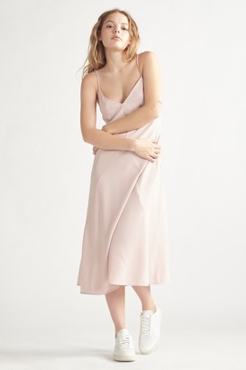 Thakoon Slip Dress Blush