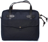 Filson Navy Tablet Briefcase